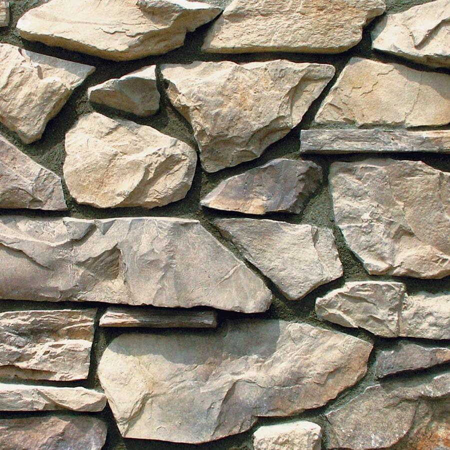 Coronado Stone Products Villa Stone 105-sq ft Volterra Faux Stone Veneer