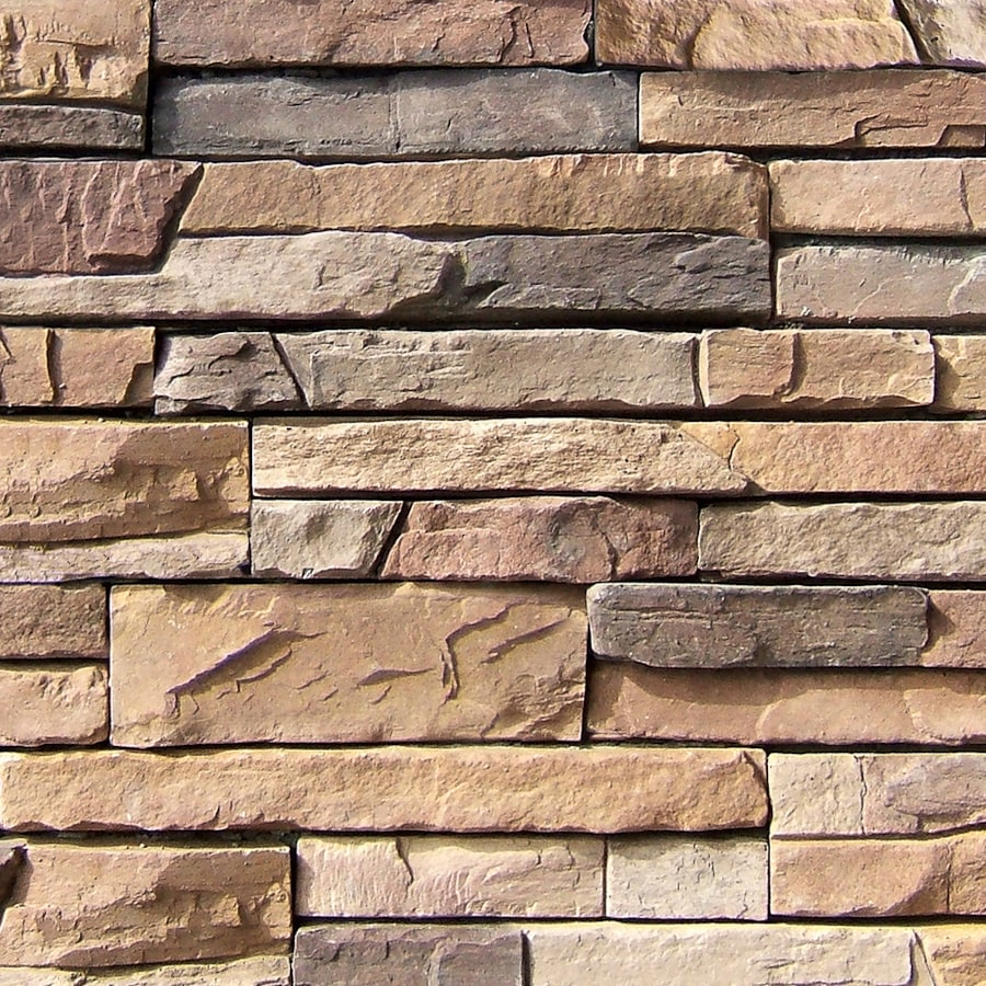Shop Coronado Carmel Mountain Faux Stone Veneer At