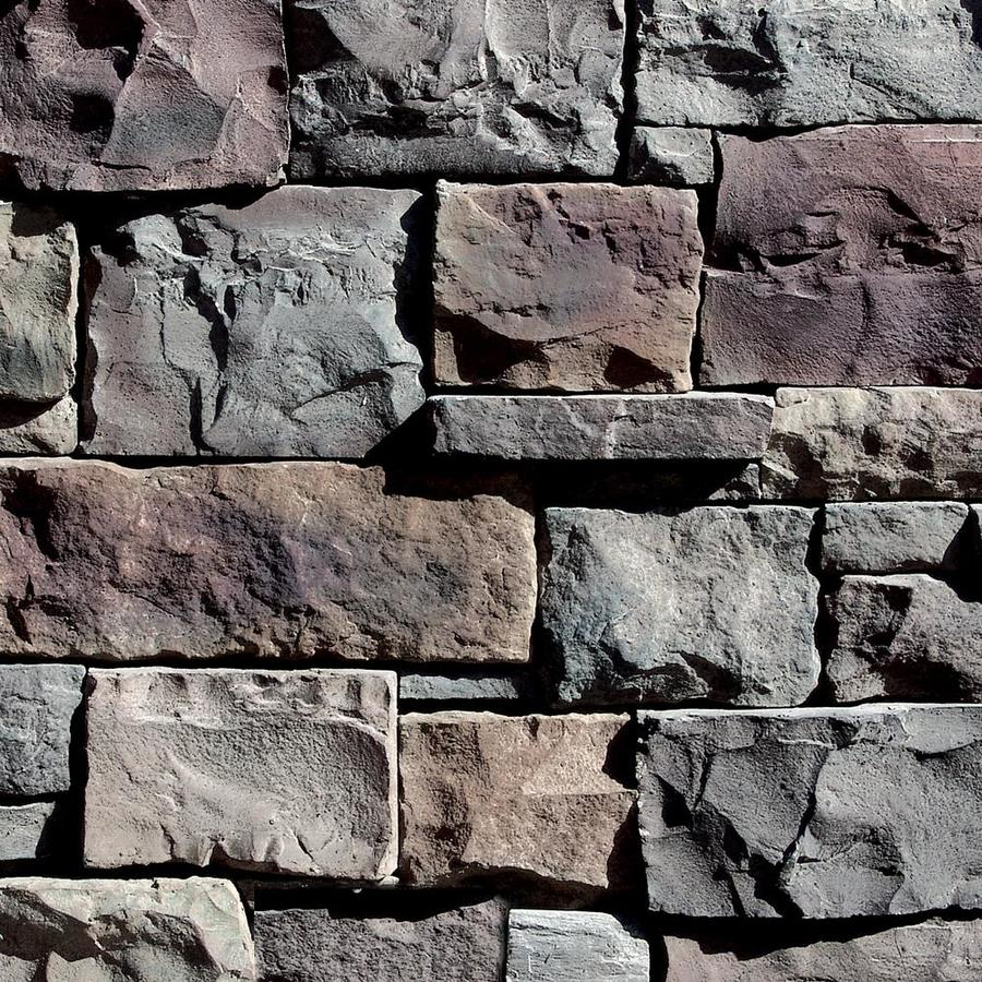 Coronado Stone Products Ashlar and Rubble 15-sq ft Aspen Faux Stone Veneer