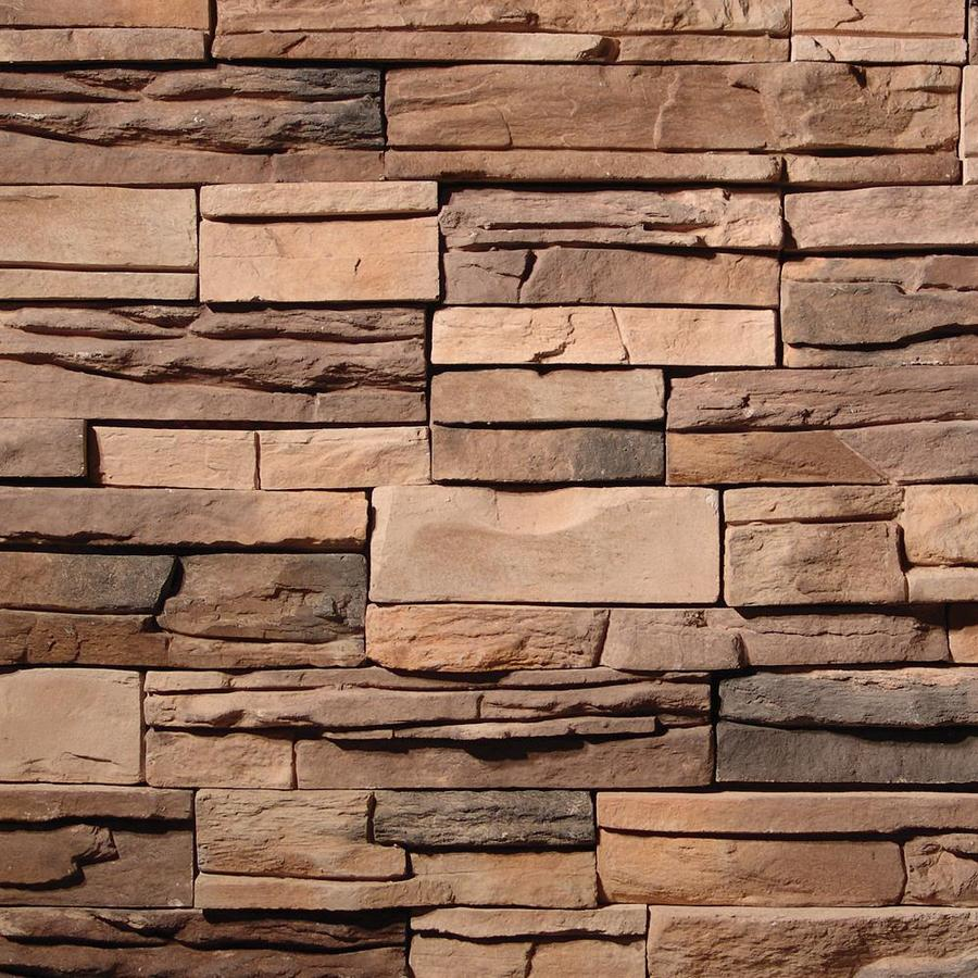 Coronado Stone Products Ledgestone Sioux Falls Outside Corner Stone Veneer Trim