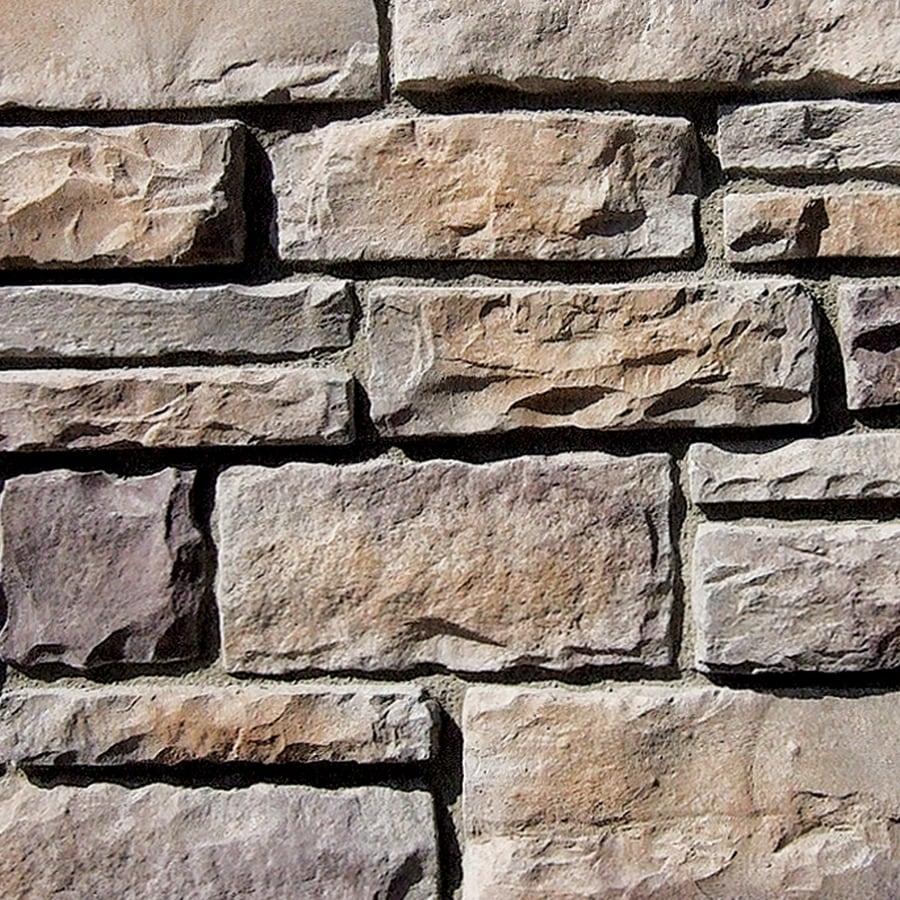 Coronado Stone Products Ashlar And Rubble 15 Sq Ft Grey
