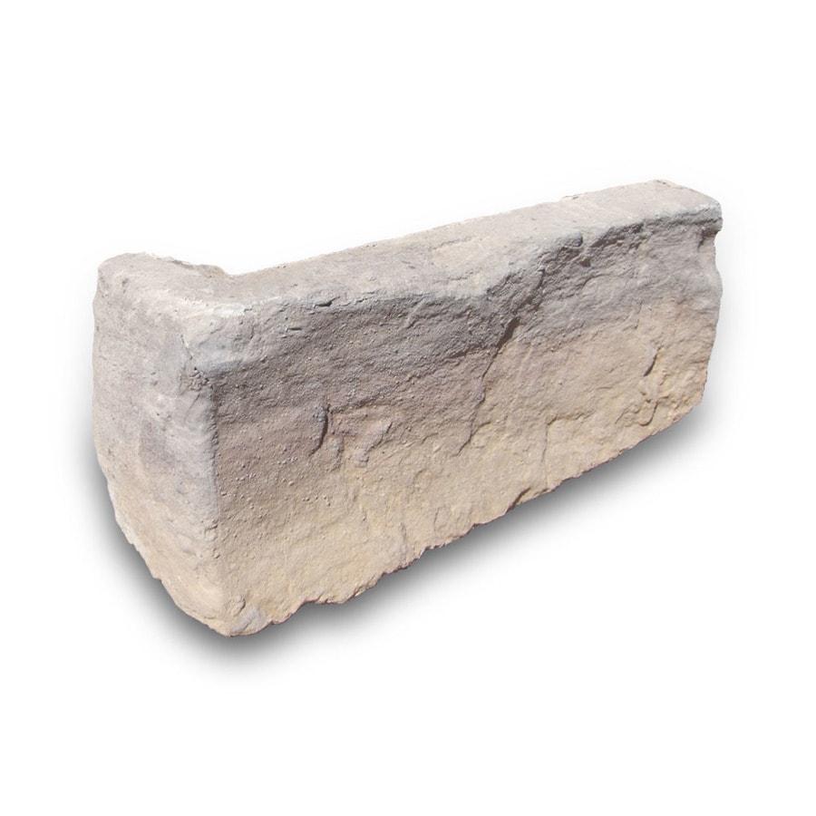 Coronado Stone Products Ledgestone Antique Buff Outside Corner Stone Veneer Trim