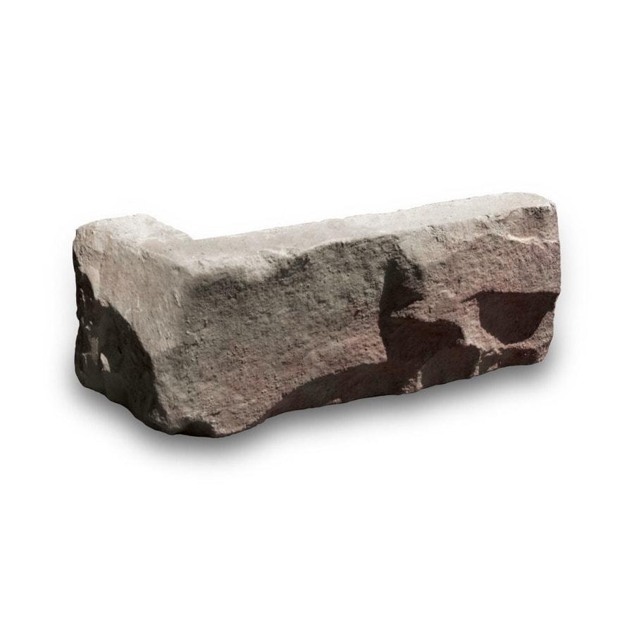 Coronado Stone Products Ledgestone Chablis Outside Corner Stone Veneer Trim