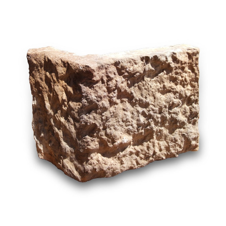 Coronado Stone Products Cut Stone Ancient Reef Outside Corner Stone Veneer Trim