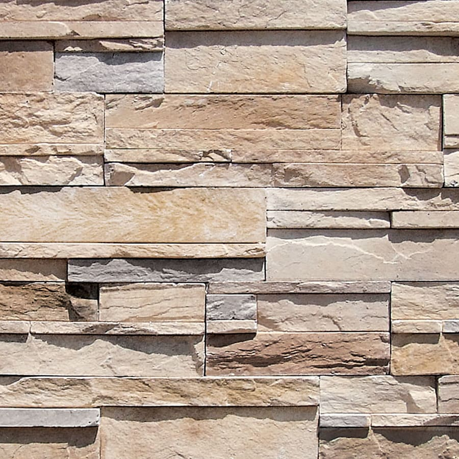 Stone Veneer Products : Shop coronado stone products ledgestone sq ft oakbrook