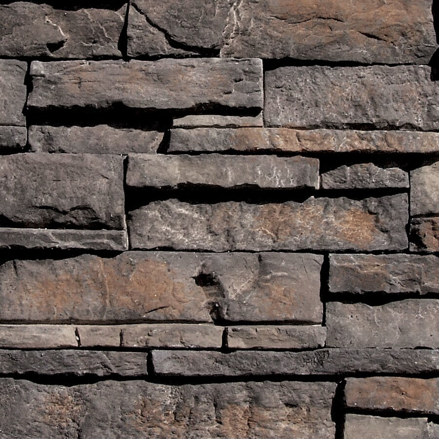 Stone Veneer Products : Shop coronado stone products ledgestone sq ft cathedral