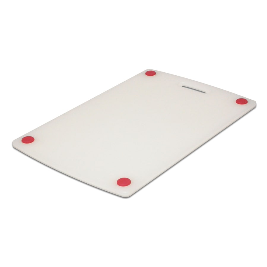 Snow River Products 12-in L x 18-in W Plastic Cutting Board