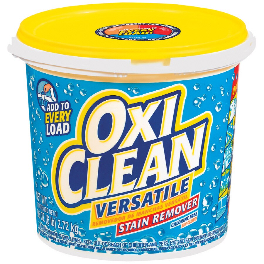 OxiClean 96 Oz. Stain Remover Powder