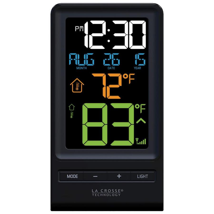 shop la crosse technology digital weather station at. Black Bedroom Furniture Sets. Home Design Ideas
