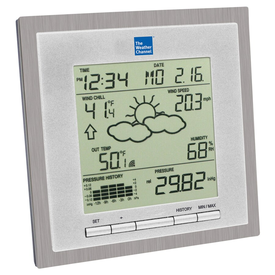 La Crosse Technology Professional Weather Station Wireless Digital Thermometer