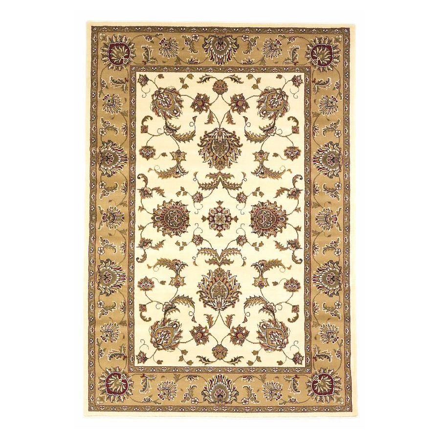 KAS Rugs Bijar Rectangular Indoor Woven Area Rug (Common: 10 x 13; Actual: 9.83-ft W x 12.17-ft L)
