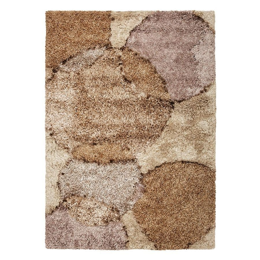 KAS Rugs Drama Shag Rectangular Indoor Tufted Area Rug