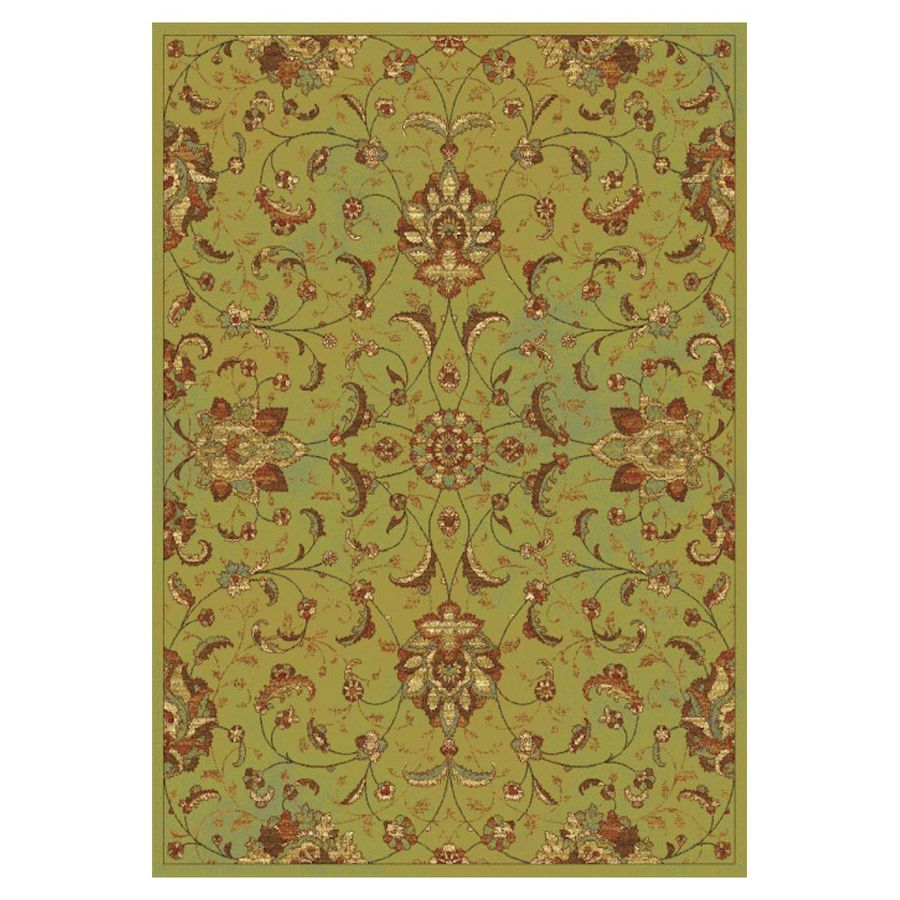 KAS Rugs Todays Treasures Rectangular Indoor Woven Throw Rug (Common: 2 x 3; Actual: 26-in W x 43-in L)
