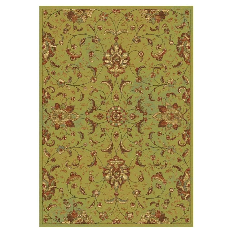 KAS Rugs Todays Treasures Rectangular Indoor Woven Throw Rug