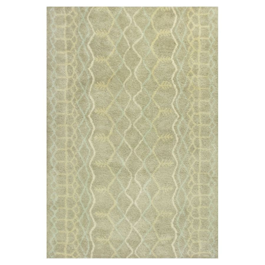 KAS Rugs Luxury Comfort Rectangular Indoor Tufted Throw Rug