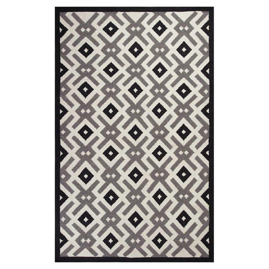 KAS Rugs Panja Weave Rectangular Indoor Woven Area Rug