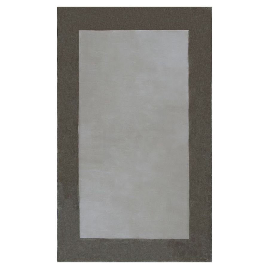 KAS Rugs Tonal Elegance Rectangular Indoor Tufted Throw Rug (Common: 3 x 5; Actual: 39-in W x 63-in L)
