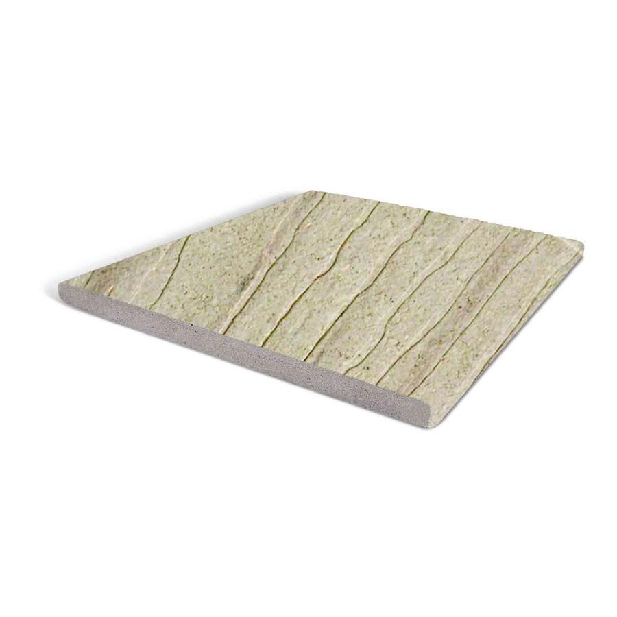 MoistureShield (Actual: 0.625-in x 11.25-in x 12-ft) Vantage Desert Sand Composite Deck Board
