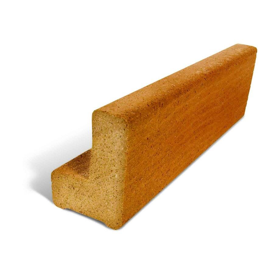 MoistureShield 2-Pack Rustic Cedar Composite Deck Handrails (Common: 6-ft; Actual: 2.92-in x 3.95-in x 6-ft)