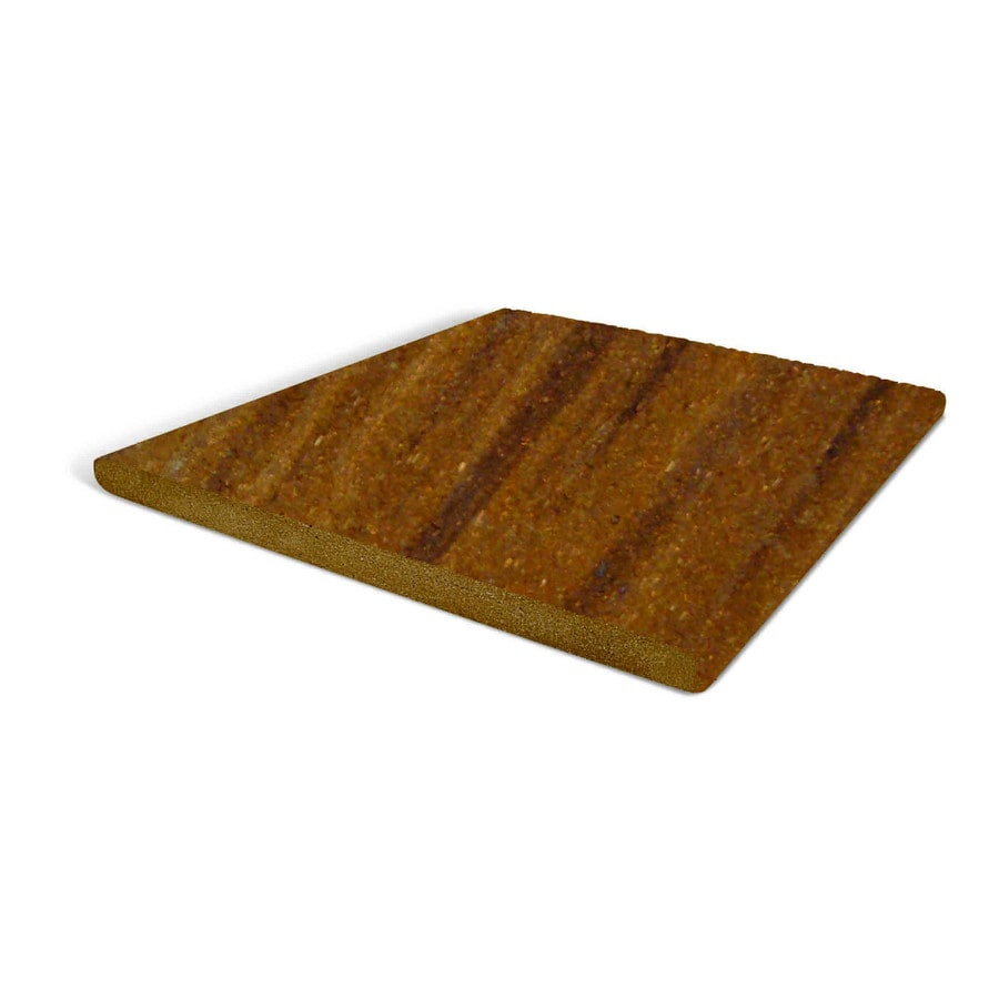 MoistureShield Vantage Tigerwood Composite Deck Board (Actual: 0.625-in x 11.25-in x 12-ft)