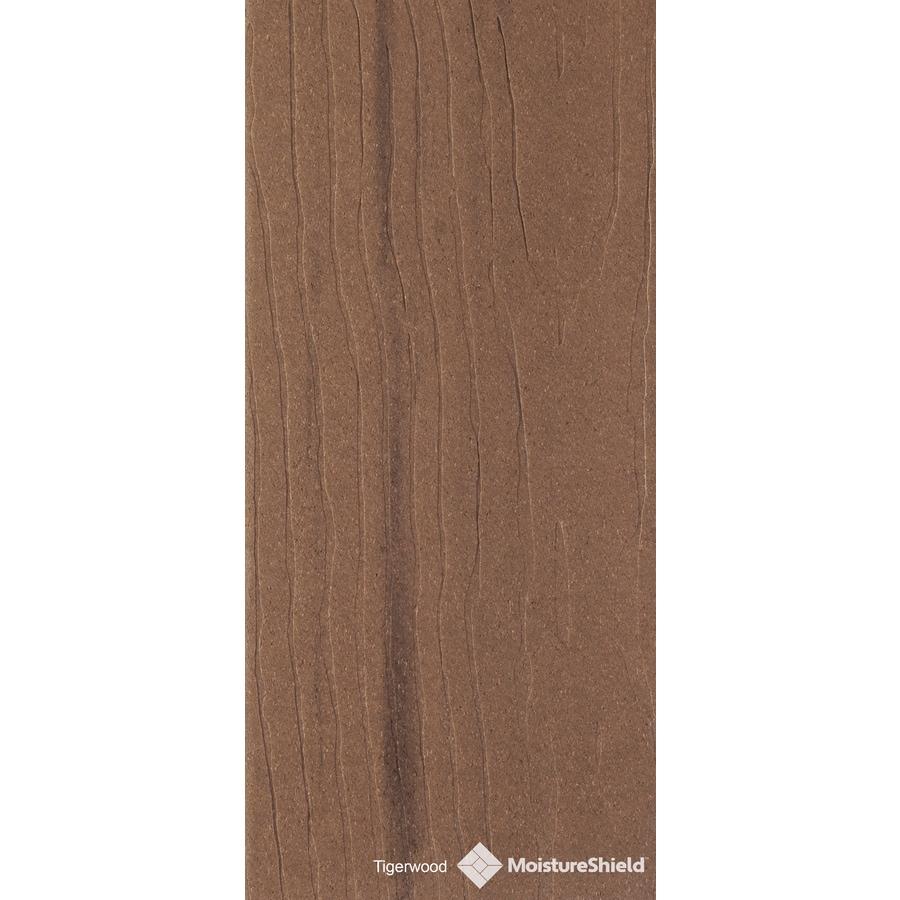 MoistureShield Vantage 20-ft Tiger Composite Deck Board
