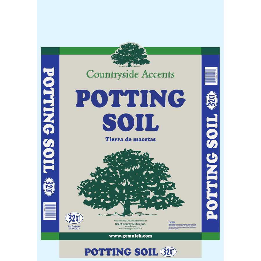 32-Quart Organic Potting Soil