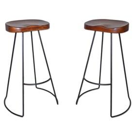 Astounding Metal Bar Stools At Lowes Com Uwap Interior Chair Design Uwaporg