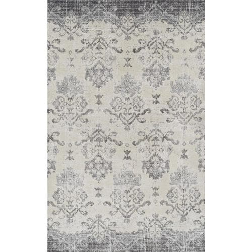 Addison Rugs Wellington Gray Indoor French Country Area