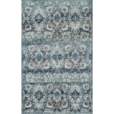 Addison Rugs Wellington Midnight Indoor French Country Area