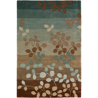 Addison Rugs Addison Marlow Brown Area Rug At Lowes Com