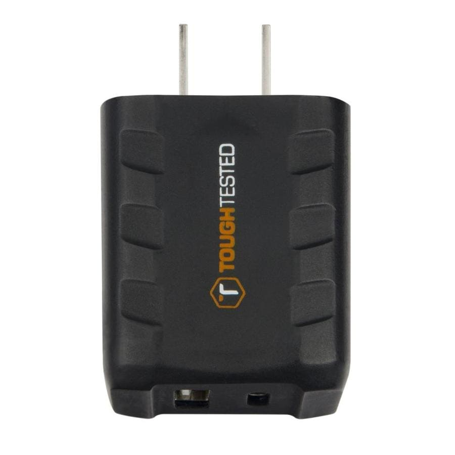 Tough Tested Type C Usb A Wall Outlet Charger At Lowes Com
