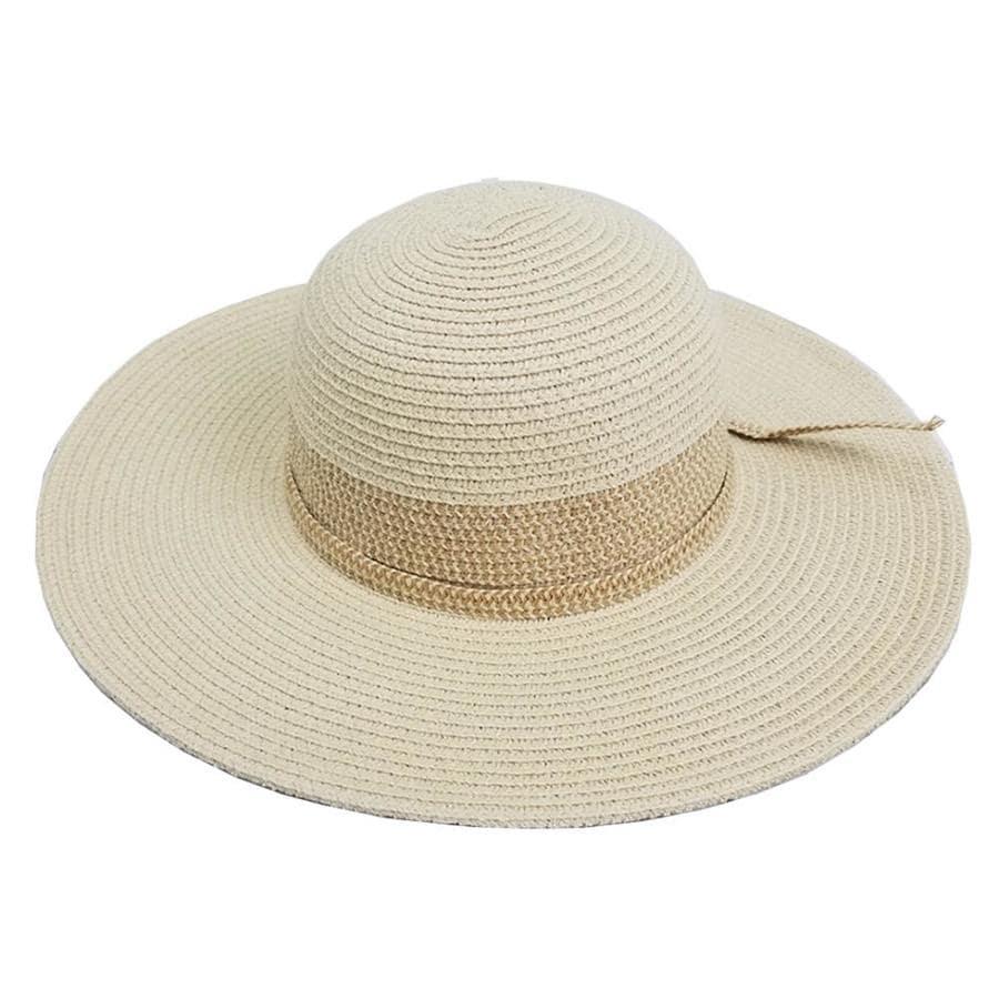 02eb9e9424029 OLE One Size Fits Most Women s Natural Natural Fiber Wide-Brim Hat ...