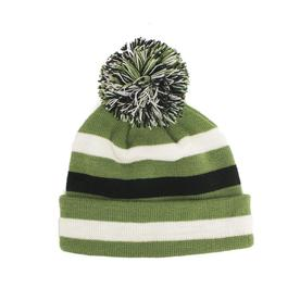 5ec4a045c1b6b OLE One Size Fits Most Unisex Green Synthetic Knit Hat