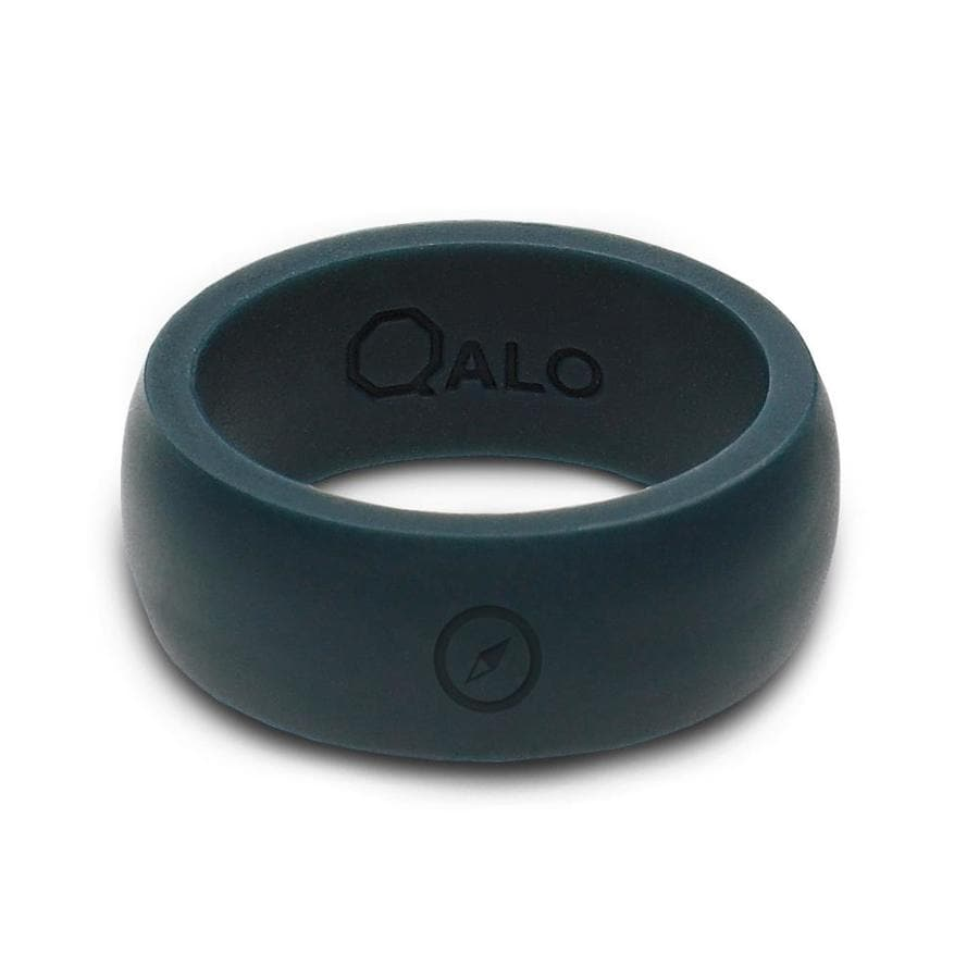 QALO Slate Grey Ring Size 09