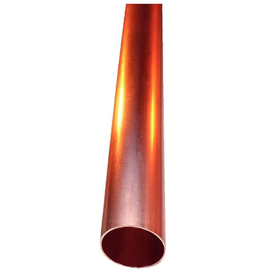 Cambridge-Lee 1-in dia x 10-ft L Pipe Copper Pipe