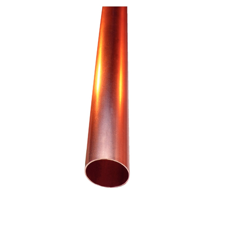 Cambridge-Lee 2-in dia x 10-ft L M Copper Pipe