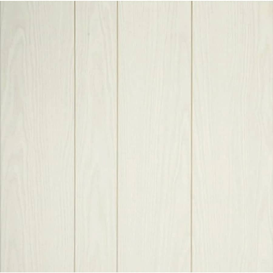 48 In X 8 Ft Smooth White Oak Plywood Wall Panel