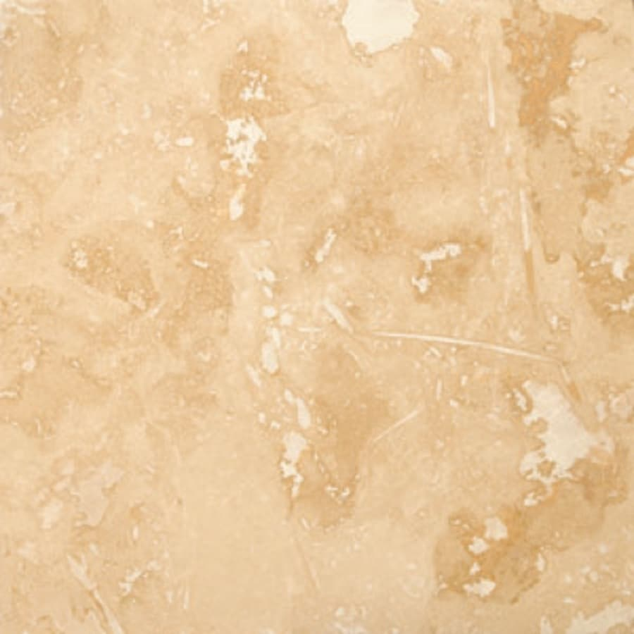 Shop emser umbria savera travertine floor and wall tile common emser umbria savera travertine floor and wall tile common 12 in x 12 dailygadgetfo Choice Image