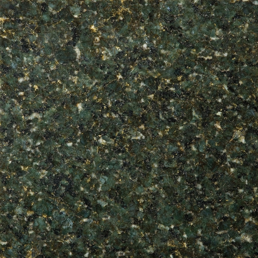 Emser 10-Pack Ubatuba Green Granite Floor and Wall Tile (Common: 12-in x 12-in; Actual: 12-in x 12-in)