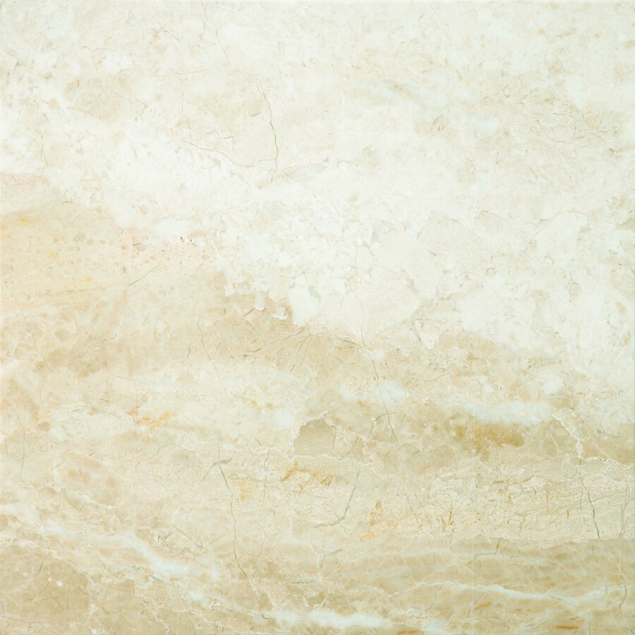 Emser 5-Pack Milano Marble Floor and Wall Tile (Common: 18-in x 18-in; Actual: 18-in x 18-in)