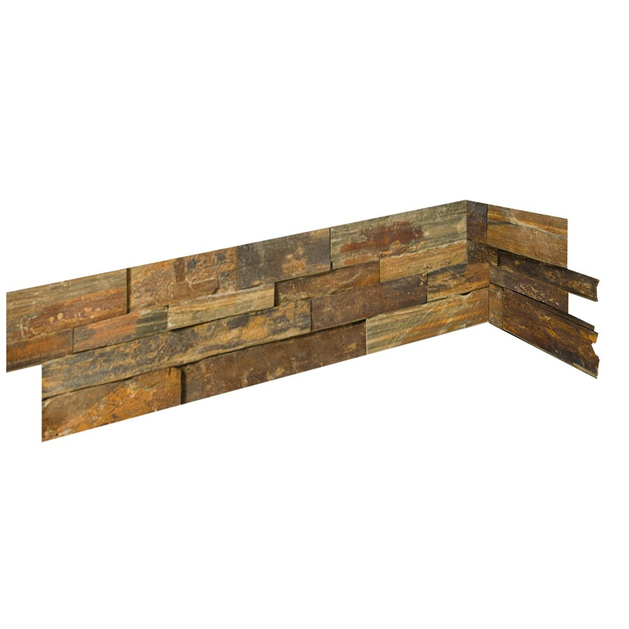 Emser 6-in x 27-in Thermae Natural Slate Wall Tile