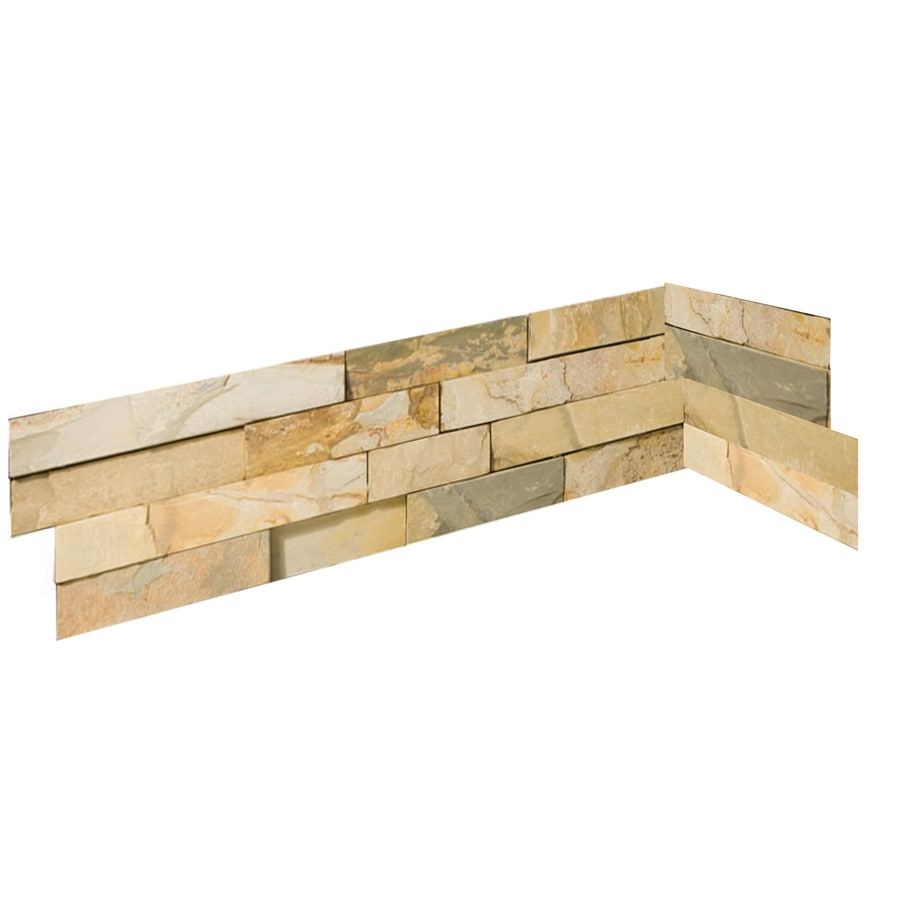 Emser 6-in x 27-in Autumn Natural Slate Wall Tile