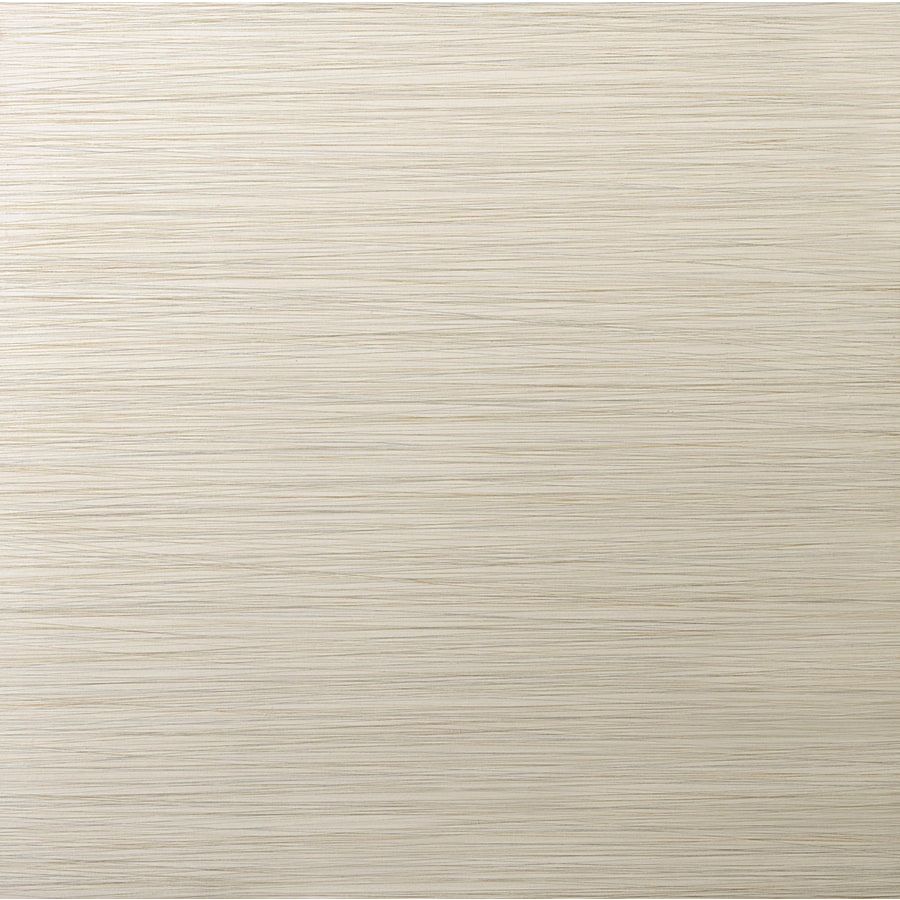 Emser Strands 11-Pack Oyster Porcelain Floor and Wall Tile (Common: 12-in x 12-in; Actual: 11.82-in x 11.82-in)