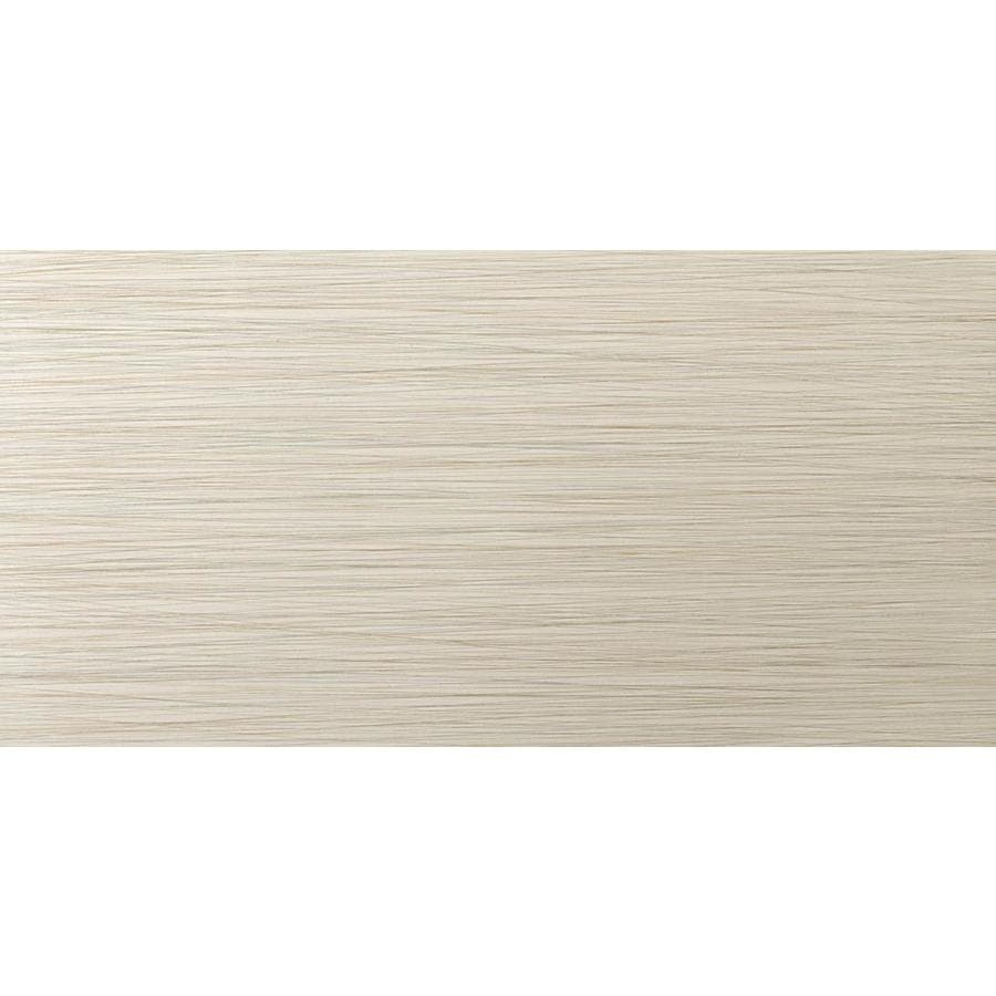 Emser Strands 8-Pack Oyster Porcelain Floor and Wall Tile (Common: 12-in x 24-in; Actual: 11.81-in x 23.7-in)