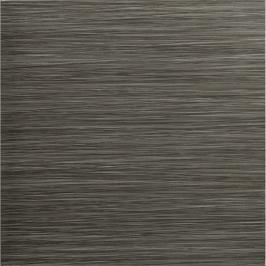 Emser Strands 11-Pack Twilight Porcelain Floor and Wall Tile (Common: 12-in x 12-in; Actual: 11.82-in x 11.82-in)