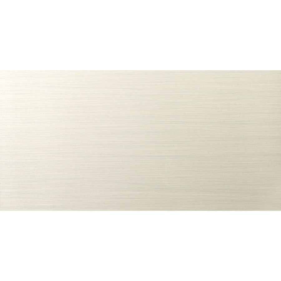 Emser Strands 8-Pack Pearl Porcelain Floor and Wall Tile (Common: 12-in x 24-in; Actual: 11.81-in x 23.7-in)
