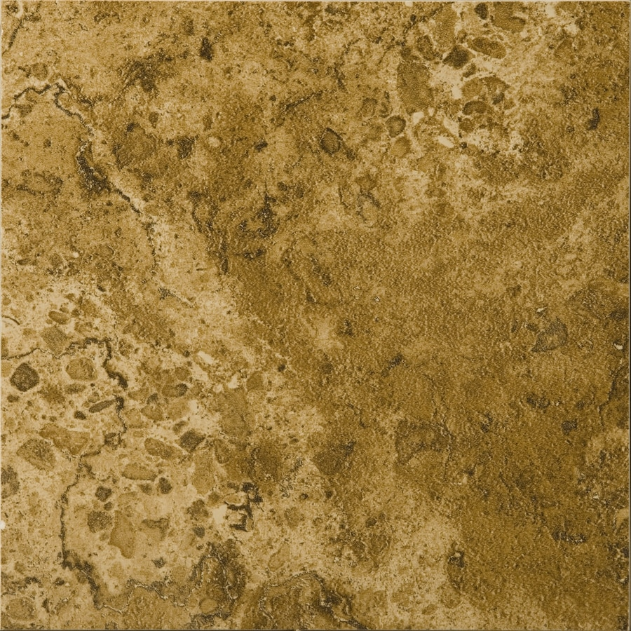 Emser Taverna 6-Pack Ruggine Porcelain Floor and Wall Tile (Common: 20-in x 20-in; Actual: 19.69-in x 19.69-in)