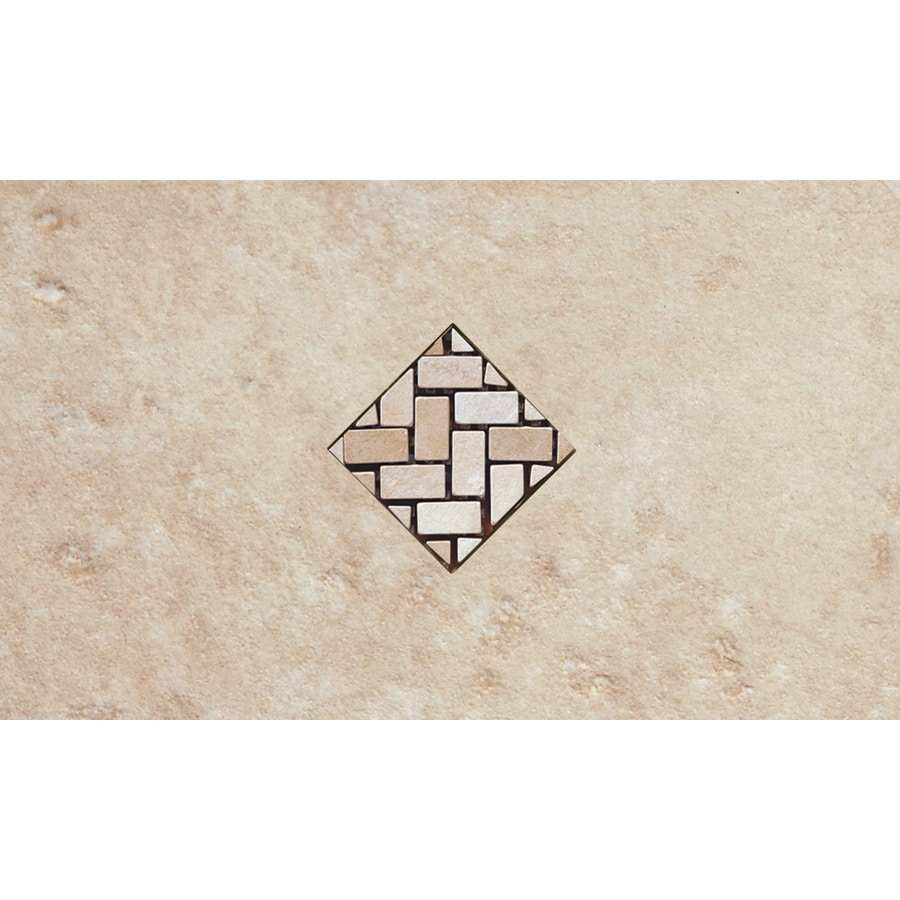Emser 6-in x 14-in Pacific Oro Ceramic Wall Tile (Actuals 6-in x 12-in)