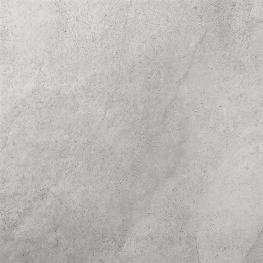 Emser St Moritz 11-Pack Silver Porcelain Floor and Wall Tile (Common: 12-in x 12-in; Actual: 11.77-in x 11.77-in)