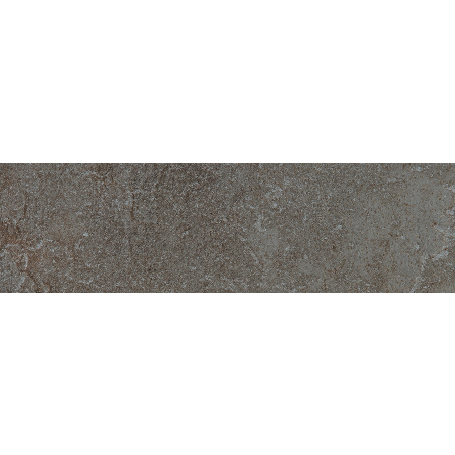 Emser Bombay Salsette Porcelain Bullnose Tile (Common: 3-in x 13-in; Actual: 2.95-in x 12.99-in)